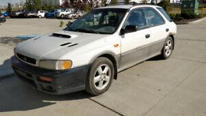 1997 Subaru Impreza Hatchback