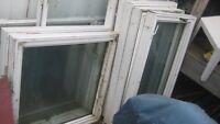 5 VINYL WINDOWS FOR SALE