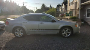 2008 Dodge Avenger AMAZING condition low KM and new MVI