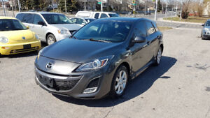 2010 MAZDA 3 GT 2.5L SPORT IN MINT CONDITION