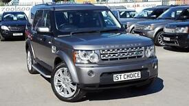 2011 LAND ROVER DISCOVERY 4 TDV6 HSE JUST 49000 MILES 1 OWNER ESTATE DIESEL