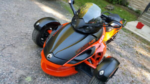 SOLD -Mint 2012 Can Am Spyder - SOLD