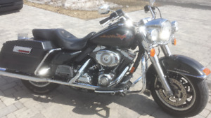 Harley-Davidson  Road King FLHR 2008