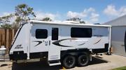2018 Jayco Outback Journey 17.58.3OB MY18 Innes Park Bundaberg City Preview