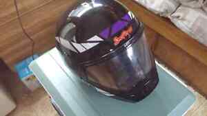 Yamaha full face helmet..reduce for quick sale