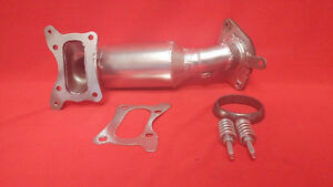 Fit-Acura-TSX-2-4L-Front-Manifold-Catalytic-Converter-2009-2011