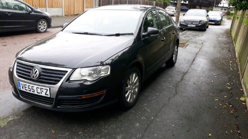 Volkswagen Passta 2006 Plate 1 Owner From New In East London