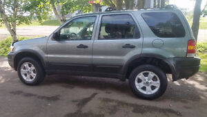 2006 Ford Escape XLT AWD V6