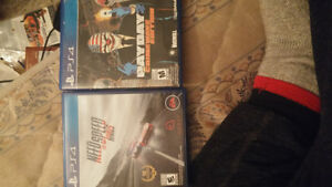 need for speed rivals/payday2 crimewave edtion