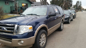 $14500 2011 Ford Expedition