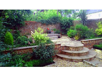 SMALL garden landscaping SPECIALIST services - incl specialist planting GET READY FOR SUMMER!