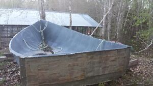 18' boat hull MOULD