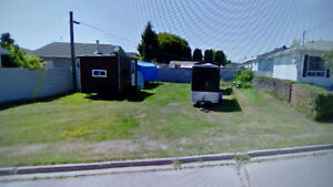 Land for rent use as yearly storage