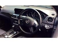 2013 Mercedes-Benz C-Class Saloon C220 CDI BlueEFFICIENCY Execut Automatic Diese