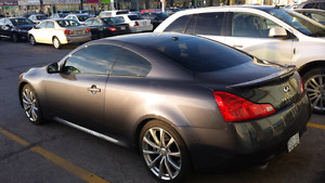 Infiniti 2008 g37s fully loaded for quick sale