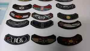 Harley-Davidson patches 2000