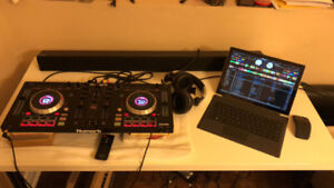 Numark Mixtrack Platinum 2017 modle for sale