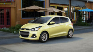 2017 Chevrolet Spark Hatchback w auto-trans, only 560km, upscale