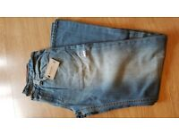 Mens jeans - Levis 527, Relaxed Bootcut 32W 32L