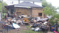Need junk removed asap in smiths falls!