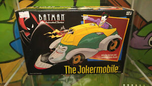 Batman Joker Mobile Kenner Sealed