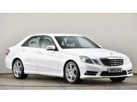 2013 MERCEDES E-CLASS E200 BlueEFFICIENCY Sport 4dr Tip Auto [7] Saloon petrol A