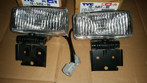 1998 Jeep Grand Cherokee 5.9 Factory fog lamps