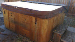 DiY Hot Tub Be  *Ready for Winter on a Budget!