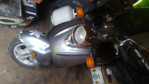 YAMAHA VINO BIKE GOOD CONDITION 2005