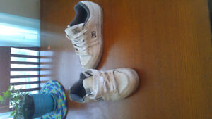 Mens dc sneakers size 10
