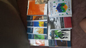 Health / General Administration All first year text books