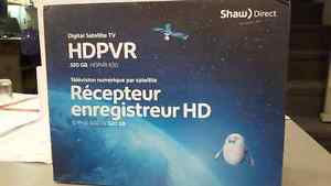 HD PVR for shaw
