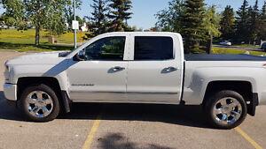 2016 Chevrolet Silverado 1500 LTZ 2LZ Pickup Truck