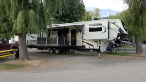 Fifth Wheel and RV Lot for sale - A perfect weekend getaway