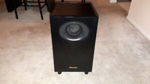 Pioneer S-W20 Subwoofer