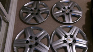 Chevrolet 16inch Hub Caps-5 bolt pattern - $50 for all 4. Prince George British Columbia image 3