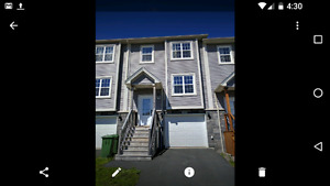 3 bedroom townhouse in Middle Sackville