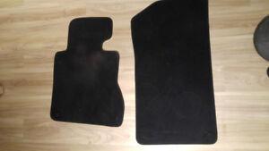 Tapis avant / front carpet BMW