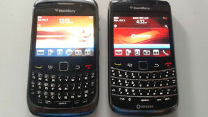 Unlocked Blackberry bold and curve for sale