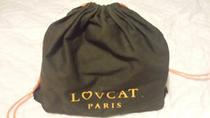 LOVCAT PARIS cute brown purse Kingston Kingston Area image 3