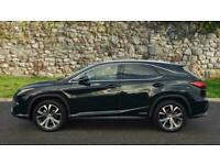 2018 Lexus RX ESTATE 450h L 3.5 Luxury 5dr CVT Auto SUV Petrol/Electric Hybrid A