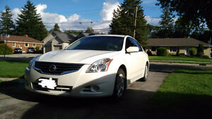 2012 Nissan Altima 2.5S Sedan RARE 6SPD SPORT! SAFETIED.