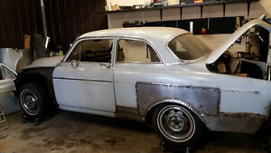1966 Volvo 122 S Project Car