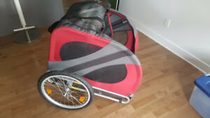 Pet / Dog Bike Trailer - Dutch Dog, DoggyRide Original