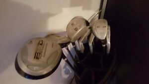 Dunlop EXD Golf Clubs and Bag for Sale Kitchener / Waterloo Kitchener Area image 2