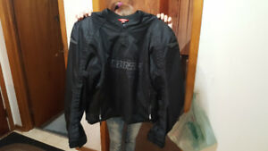 Teknic motorcycle jacket .