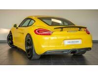 2014 Porsche Cayman 24V PDK Auto Coupe Petrol Automatic