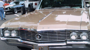 1964 Buick Electra grill (also any other '64 electra parts)