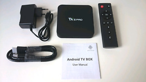 TX5 PRO Android Box + Free Live Sports,Movies,TV show