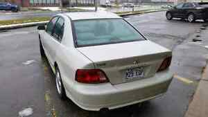 2003 mitsubishi galant good for winter  West Island Greater Montréal image 2